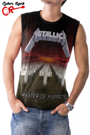 Regata Metallica Master of Puppets