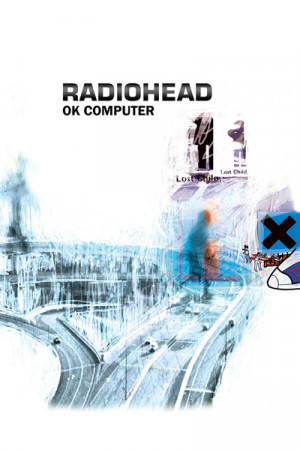 Camiseta Radiohead OK Computer