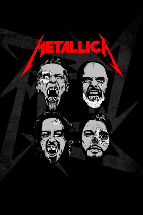 Regata Metallica undead