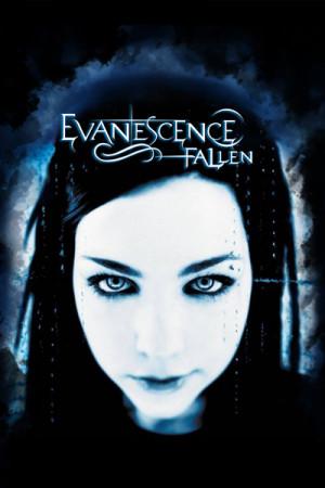 Camiseta Evanescence Fallen