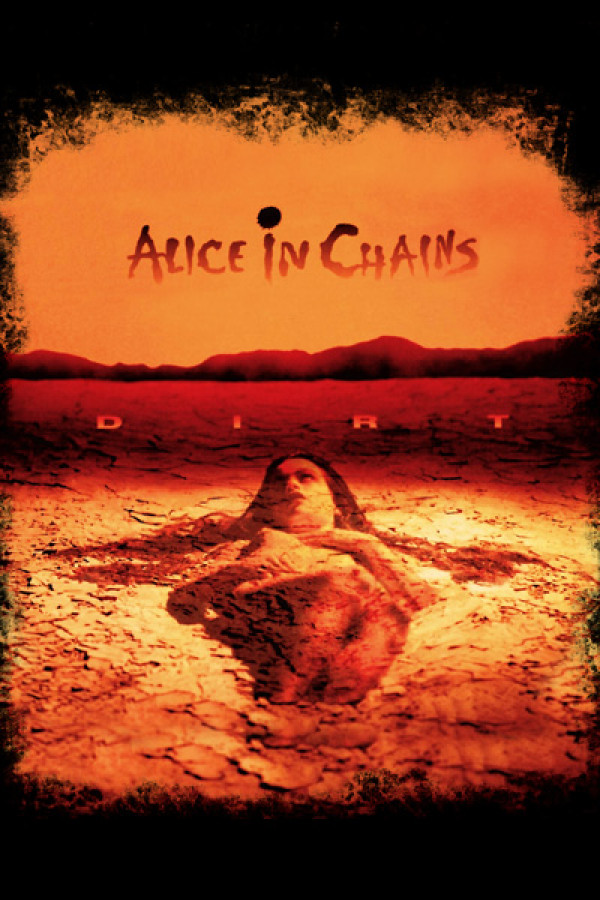 Camiseta Alice In Chains Dirt