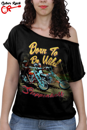Blusinha Steppewolf Born to Be Wild