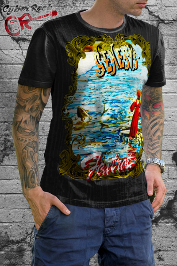 Camiseta Genesis Foxtrot