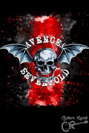 Almofada Avenged Sevenfold