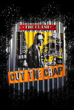 Arte  The Clash-Cut the Crap