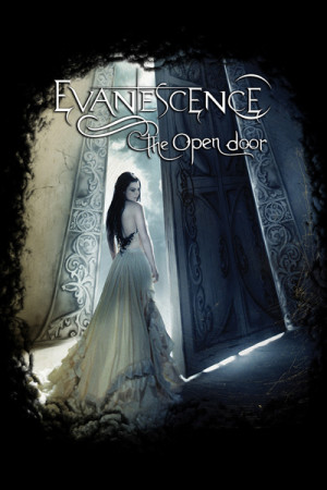 Camiseta Evanescence The Open Door