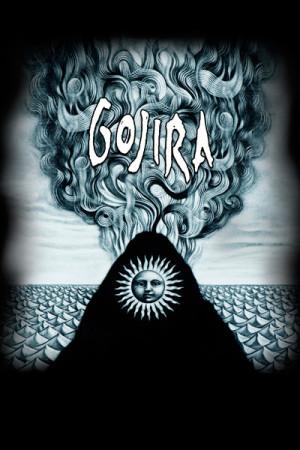 Camiseta Gojira Magma