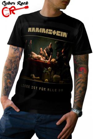 Camiseta Rammstein