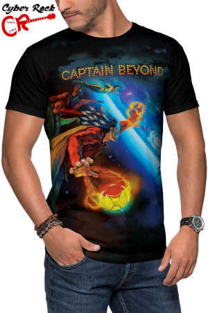 Camiseta Captain Beyond Live in Miami
