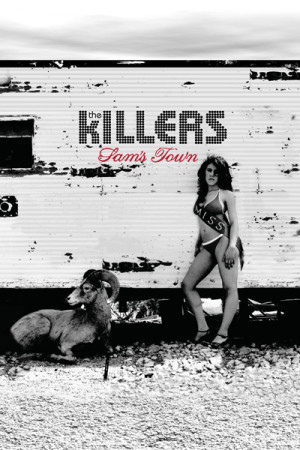 Camiseta The Killers Sam's Town