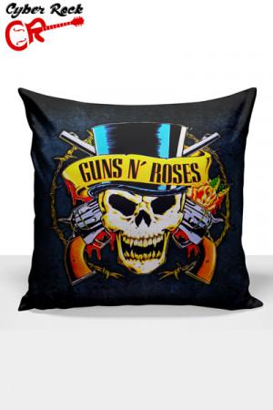 Almofada Banda Guns N Roses