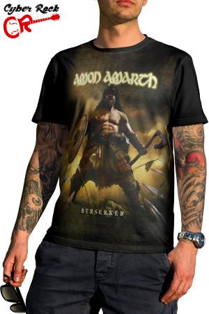 Camiseta Amon Amarth Berserker
