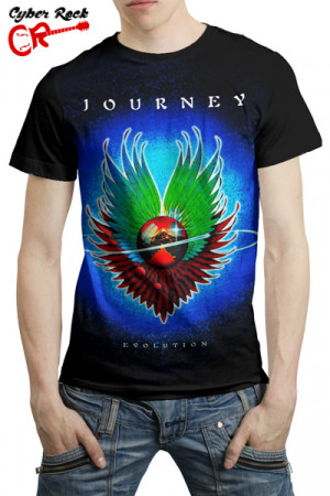 Camiseta Journey Evolution