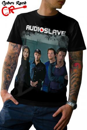 Camiseta Audioslave II