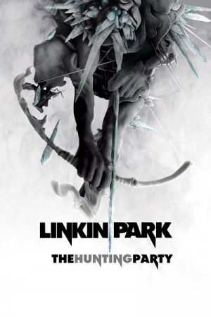 Camiseta Linkin Park The Hunting Party