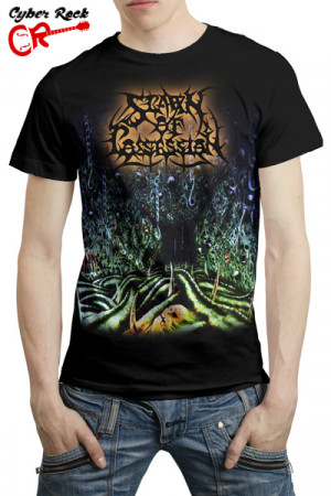 Camiseta Spawn of Possession Cabinet