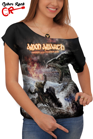 Blusinha Amon Amarth Twilight of the Thunder Gods