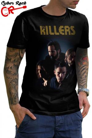 Camiseta The Killers Poster Tour 2012