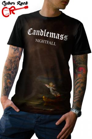 Camiseta Candlemass Nightfall