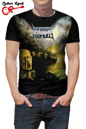 Camiseta Nuclear Assault- The Plague