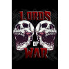 Blusinha Skull Lords of War