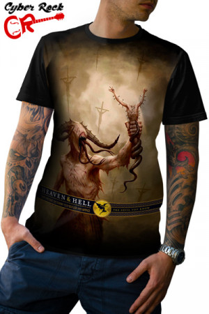 Camiseta Heaven & Hell The Devil You Know
