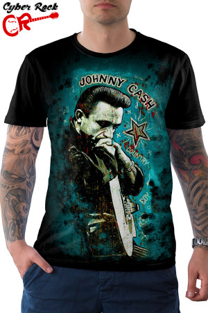 Camiseta Johnny Cash II