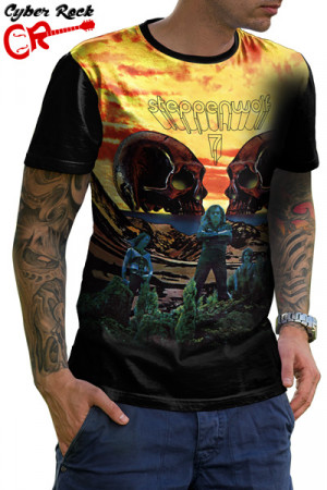 Camiseta Steppenwolf 7