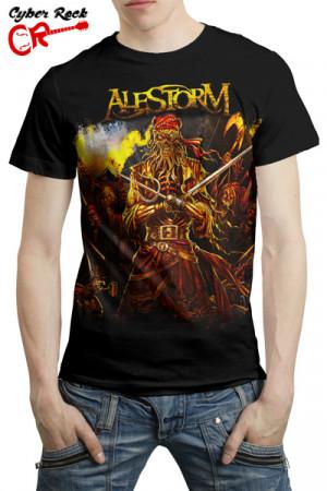 Camiseta Alestorm